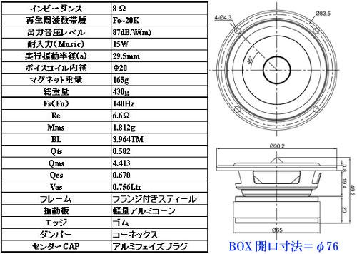 DCU-F081A
